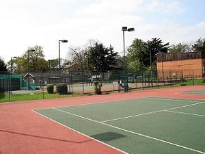 Sydenham Tennis Club today
